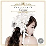 Ailee 1st Mini Album - Invitation (韓国盤)