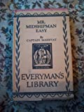 Mr. Midshipman Easy (Everyman's Library) (0460000829) by Marryat, Captain