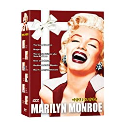 Marilyn Monroe Collection (The Seven Year Itch, Niagara, There's No Business Like Show Business, River of No Return, Gentlemen Prefer Blondes, How To Marry A Millionaire)