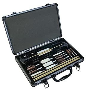 Outers 32 - Piece Universal Aluminum Gun Care Case by Outers
