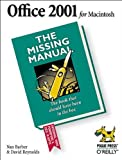 img - for Office 2001 for Macintosh: The Missing Manual 1st edition by Barber, Nan, Reynolds, David (2001) Paperback book / textbook / text book