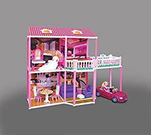 Toyzone My Splendid Doll House
