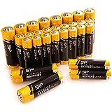 AA X 20 + AAA X 10 , Combo : Silicon Power Alkaline Sp/Silicon Power 20 Pack AA & 10 Pack AAA Alkaline Batteries...