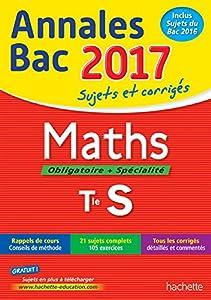 """Afficher """"Maths, obligatoire + spécialité, terminale S"""""""