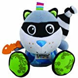 Lamaze High Contrast Little Knotties Raccoon Baby Toy