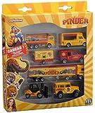 Majorette - 212050830 - Vehicule miniature - Pinder Square Pack