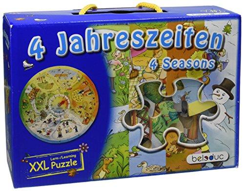beleduc-11011-lernpuzzle-4-jahreszeiten-xxl