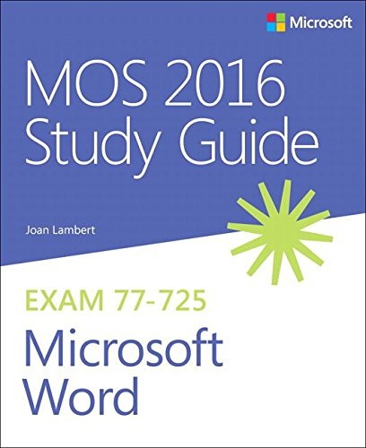 ms word books