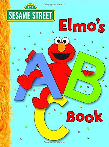 Elmo's ABC Book (Sesame Street) (Big Bird's Favorites Board Books)