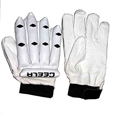 Ceela Sports Ruff & Tuff cotton Batting Gloves Size - Youth