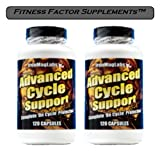 Iron Mag Labs ADVANCED CYCLE SUPPORT RxTM Twinpack. IML Cycle Support x2