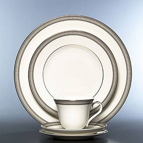 Waterford China Carina Platinum 5-Piece Place Setting (Waterford Carina Platinum compare prices)