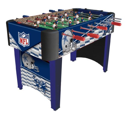 NFL Dallas Cowboys Foosball Table at Amazon.com