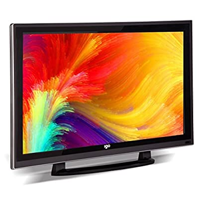 Igo LEI40FNBH1 102cm (40 inches) Full HD LED TV (Black)