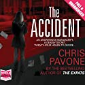 The Accident Audiobook by Chris Pavone Narrated by Laurence Bouvard