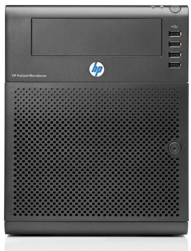 HP ヒューレット・パッカード コンパクト サーバー ProLiant MicroServer マイクロサーバー N54L proliant-500