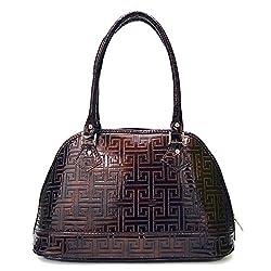 Inkdice Classy Brown Hand Bag for Women