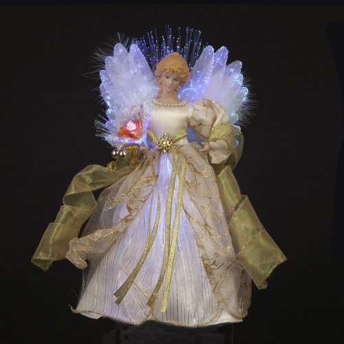 Lighted Christmas Angel Tree Toppers Christmas