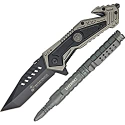 USMC USMC Rescue Knife/Tactical Pen