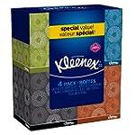 Kleenex Facial Tissue - 55 2-ply Box,...