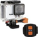 Rollei 420 - Actioncam 12 Megapixel WiFi Actioncam-Camcorder mit 4K