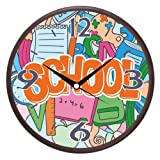 Wall Clocks - Printland School Wall Clock