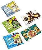 森永ベイク ホワイトラングドシャ、香る抹茶、クッキー&クリーム、クッキーショコラ、クレームブリュレ