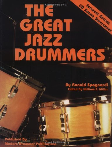 The Great Jazz Drummers (Modern Drummer Library)
