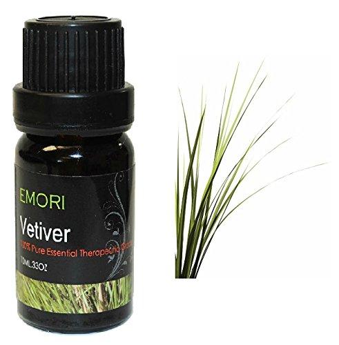 Vetiver - 100% Pure Therapeutic Grade Essential Oil 10ML