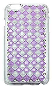 Mobile Back Cover ZT13341 Stones and Crystal Decorated for Apple iPhone 6