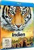 Image de Indien - auf Den Spuren des Tigers [Blu-ray] [Import allemand]
