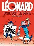 """Afficher """"Léonard n° 39<br /> Loué soit le génie"""""""