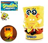 Sponge Bob Squarepants LED EVA Bubble Lamp Night Light