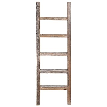 old wood ladders 1