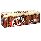【A&W Root Beer】A&W ルートビア 350ml ×12缶パック