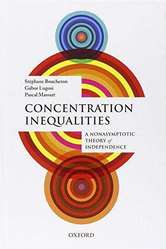 Concentration Inequalities: A Nonasymptotic Theory of Independence PDF