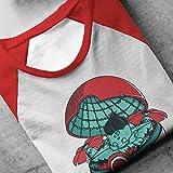 Green-Pokehouse-Bulbasaur-Pokemon-Mens-Baseball-Long-Sleeved-T-Shirt