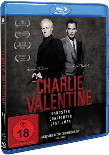 Charlie Valentine - Gangster, Gunfighter, Gentleman (Blu-ray)