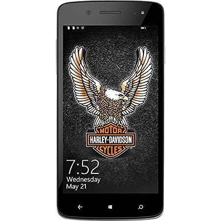 NGM Harley-Davidson Smartphone débloqué (Ecran: 5 pouces) Noir (import Italie)