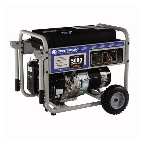 generators centurion by generac power systems 5000 running watts rh thegeneratorssellers blogspot com Troy-Bilt 5500 Watt Generator Champion 5500 Watt Generator