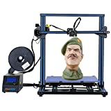 Comgrow 3D Printer CR-10 S5 Filament Monitor with Dual Z Lead Screws 500x500x500mm
