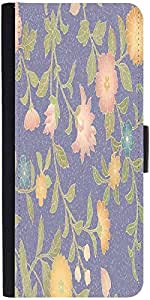 Snoogg Floral Pattern Designer Protective Flip Case Cover For Samsung Galaxy ...
