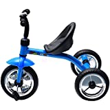 Wave Mart Baby Tricycle Chintu With Bell (Blue)
