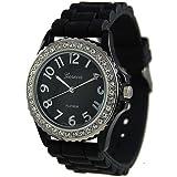 Geneva Platinum Women's Watch 6886.Black