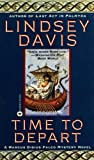 Time to Depart (Marcus Didius Falco Mysteries) (0446605913) by Lindsey Davis
