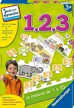 Ravensburger - 24465 - Jeu Éducatif et Scientifique - Calcul et Mathématiques - 1 2 3