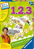 Ravensburger - 24465 - Jeu ducatif et Scientifique - Calcul et Mathmatiques - 1 2 3 cover image