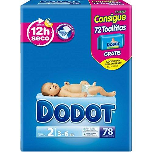 dodot-etapas-t2-primeros-meses-panales-3-6-kg-78-und