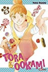 Tora & Ookami, Tome 3 : par Kamio