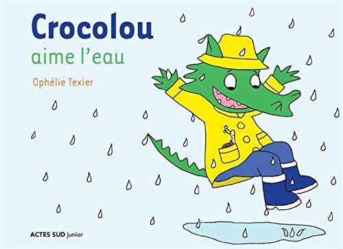 Crocolou aime l'eau